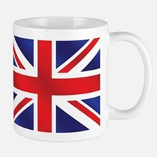Union Jack UK Flag Mug