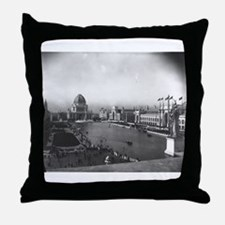 Grand Basin Throw Pillow