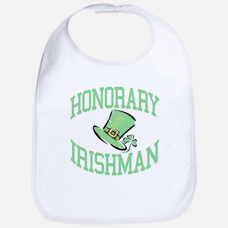 HONORARY IRISHMAN Bib