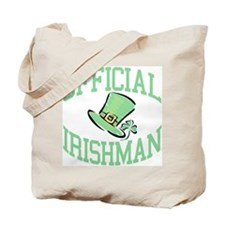 OFFICIAL IRISHMAN Tote Bag
