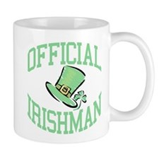 OFFICIAL IRISHMAN Mug