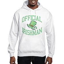 OFFICIAL IRISHMAN Hoodie