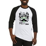 Underhill Coat of Arms Baseball Jersey