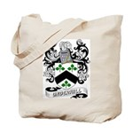 Underhill Coat of Arms Tote Bag