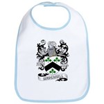 Underhill Coat of Arms Bib