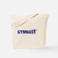 Funny Mens gymnastics Tote Bag