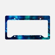 League of legends License Plate Holder