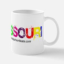 Colorful Missouri Mug