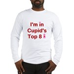 Cupids Top 8 Long Sleeve T-Shirt