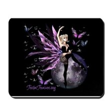 Butterfly Dance Mousepad