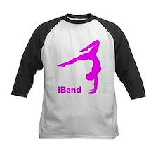 iBend pink Baseball Jersey