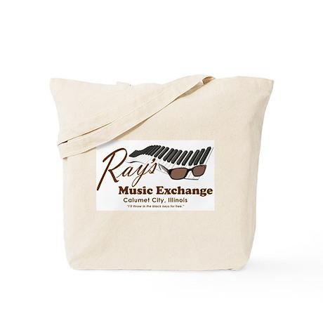 Ray's Music Exchange Tote Bag