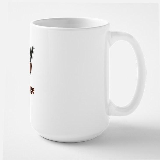 Ray's Music Exchange Large Mug