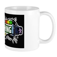 Flushing, Queens NYC (Black) Mug