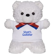 Wyatt's Godfather Teddy Bear