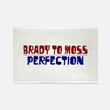 Brady to Moss Rectangle Magnet