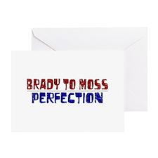 Brady to Moss Greeting Card