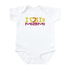 CSI Miami Infant Bodysuit