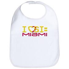 CSI Miami Bib