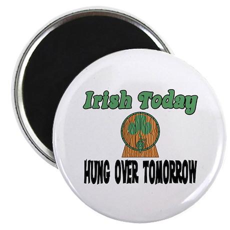 Irish Today Magnet