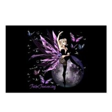 Butterfly Dance Postcards (Package of 8)
