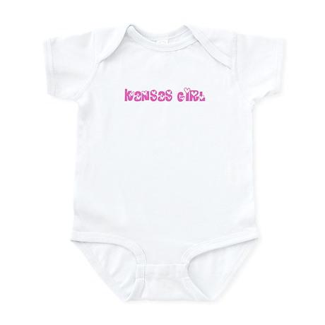 Kansas Girl Infant Bodysuit