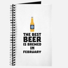 Best Beer is brewed in February C4i8g Journal