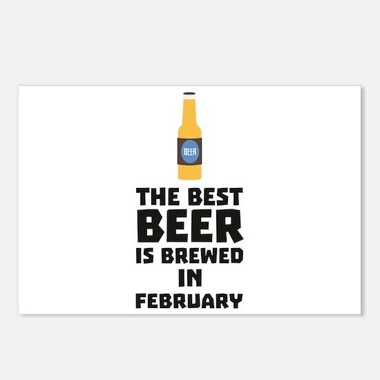 Best Beer is brewed in Fe Postcards (Package of 8)