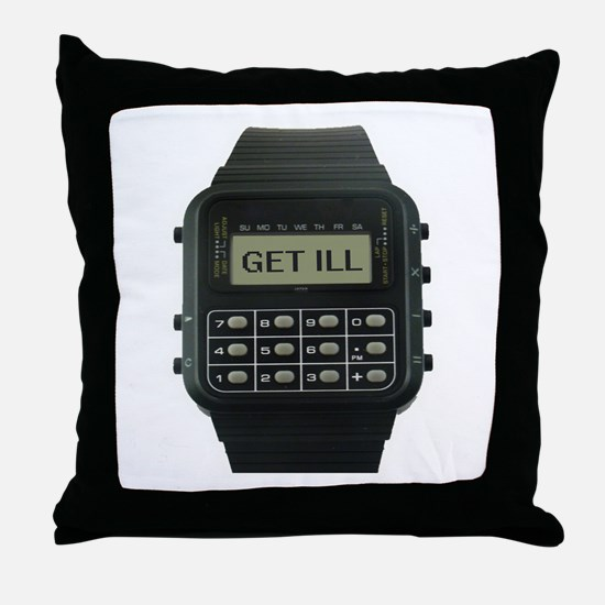 Beastie Boys - Time To Get Ill Throw Pillow