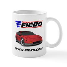 PFF Mug - Maroon/Grey, LH & RH