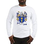 Vassall Coat of Arms Long Sleeve T-Shirt