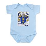 Vassall Coat of Arms Infant Creeper