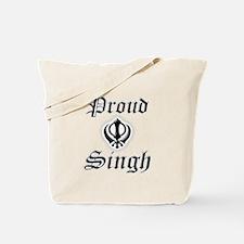 Singh Tote Bag