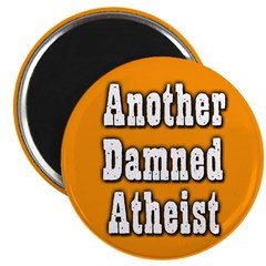 Another Damned Atheist Magnet