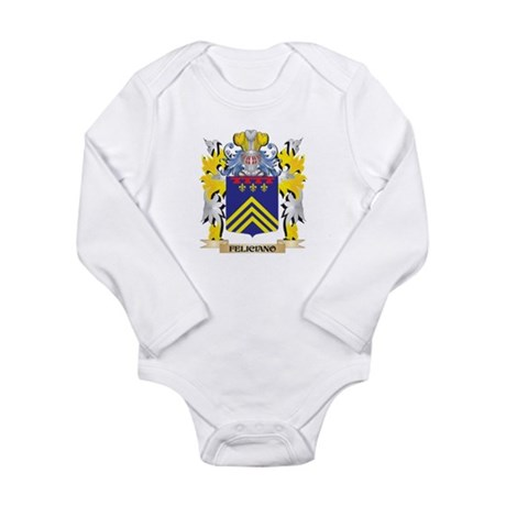 Feliciano Coat of Arms - Family Crest Body Suit