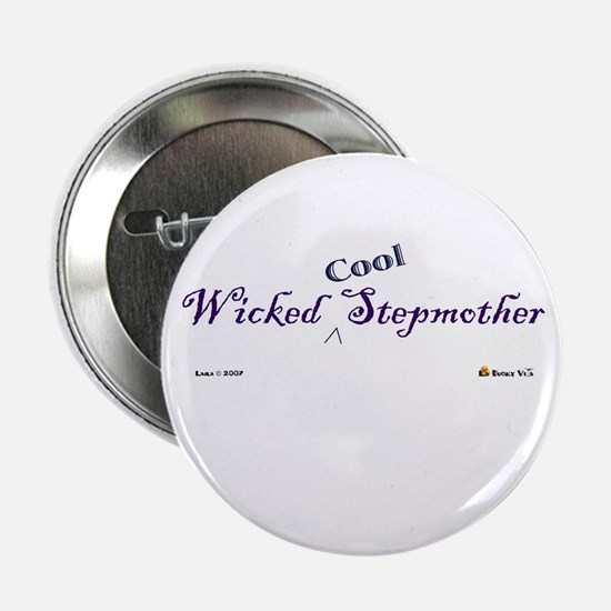 Wicked Cool Stepmother Button