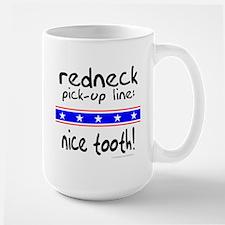 REDNECK NICE TOOTH Mug