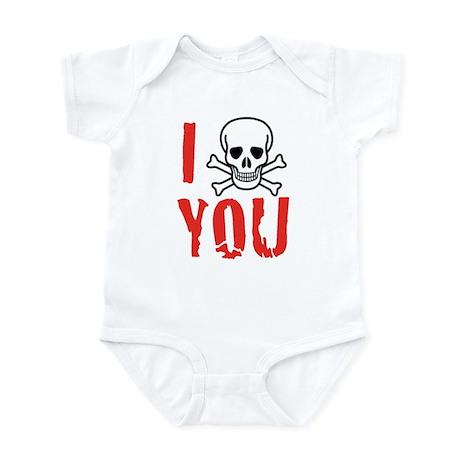 I poison Logo You Infant Bodysuit