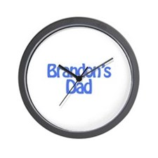 Brandon's Dad Wall Clock