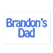 Brandon's Dad Postcards (Package of 8)