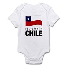 Made in Chile Onesie