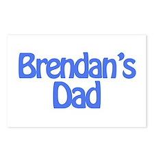 Brendan's Dad Postcards (Package of 8)