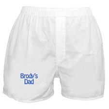 Brody's Dad Boxer Shorts