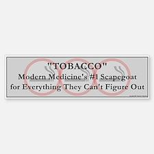 """""""Scapegoat"""" Bumper Bumper Bumper Sticker"""