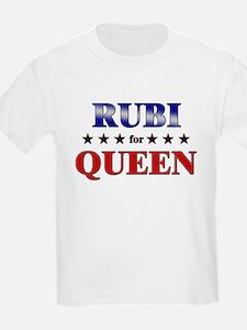 RUBI for queen T-Shirt