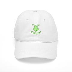 I'm the Birthday Boy! Irish Baseball Cap