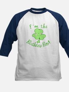 I'm the Birthday Boy! Irish Tee