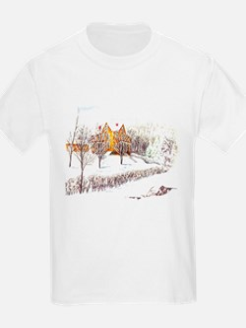 The Old Farm House T-Shirt
