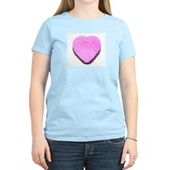 Valentine's Day Candy Heart P T-Shirt