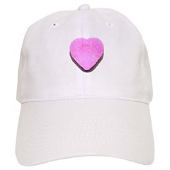 Valentine's Day Candy Heart P Baseball Cap